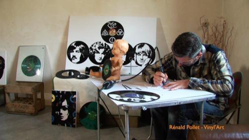 Vinyl Art, des 33 tours toujours en vogue