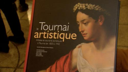"""""""Tournai artistique"""", le nouveau livre des éditions Wapica"""