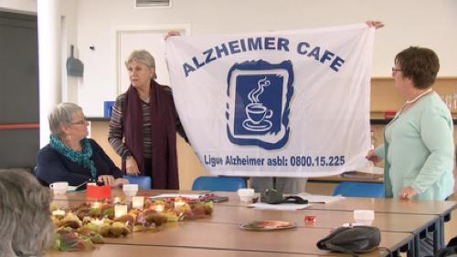 Ouverture d'un Alzheimer Café à Frasnes