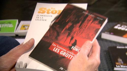 """Tournai la Page:  livres et """"people"""""""