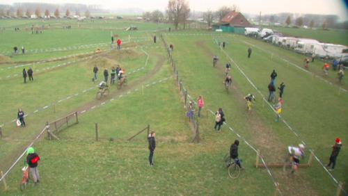 Cyclo-cross réussi à Arc-Ainières
