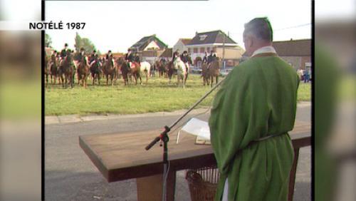 Archives - Les chevaux étaient célébrés lors d'une messe