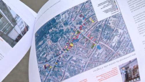 Séance publique pour la charte urbanistique