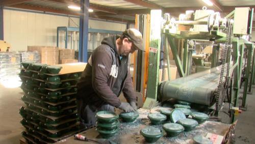 MPF : Fabrication de mousse pique-fleurs
