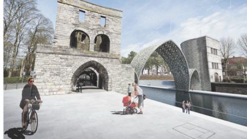 Projet définitif du Pont des Trous