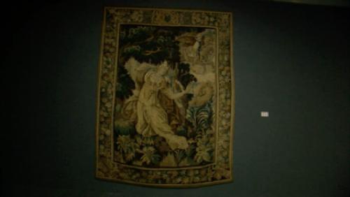 30 ans de restauration de tapisseries au Tamat