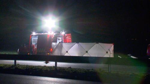 Dramatique accident sur l'A8 :  deux morts
