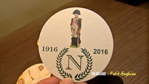 Le Napoléon règne à Petit-Enghien