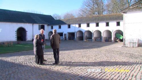 La ferme-château de Warelles