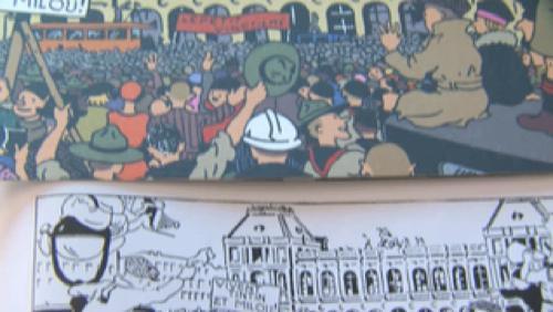 Tintin chez les Soviets: quel serait l'avis d'Hergé sur une réédition en couleurs ?