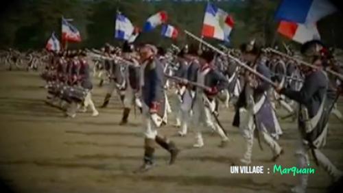 La déroute de Français