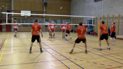 Volley, P2: Péruwelz - Enghien