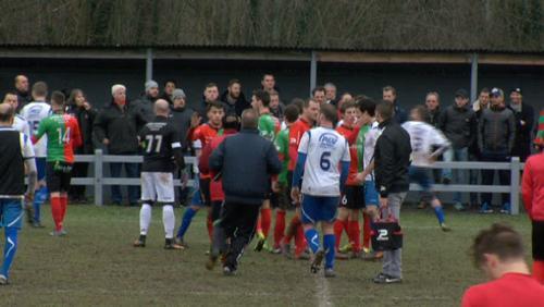RUS Tournai bat FC Brunehaut 3-1