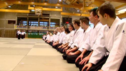 Un stage d'aikido de prestige avec la présence de Christian Tissier