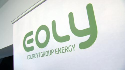 Eoly s'exprime sur les éoliennes d'Herne