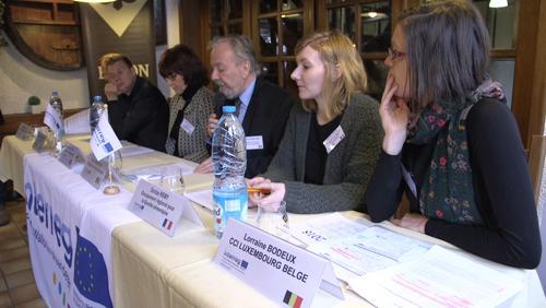 Dialogue Hainaut - 01/02/17