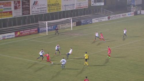 Tournai dispose d'Onhaye 3-1