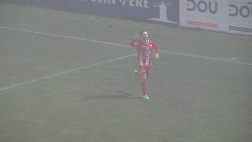 Tournai s'impose face à Onhaye 3-1 avec un festival d'Alan Richard