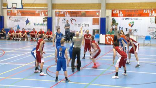 Blaton inflige une leçon de basket à l'ASTEK
