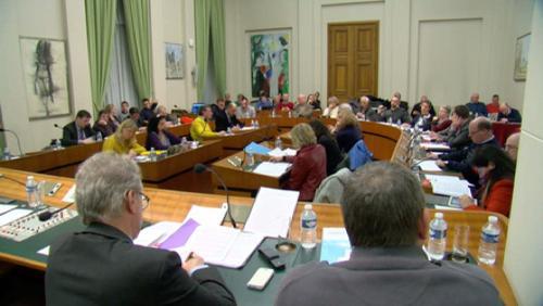 Conseil communal de Tournai
