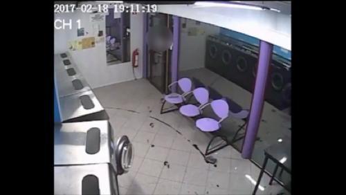 Filmé en train de vandaliser un lavoir à Brugelette avec du goudron
