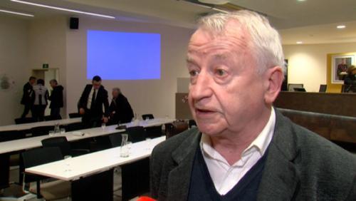 Pecq à l'IEG : Michel Franceus est satisfait