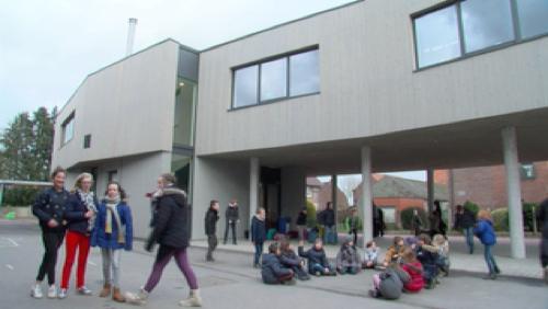La nouvelle école officiellement inaugurée