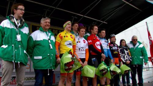Ronde de Dottignies : Laurens Vandaele s'impose lors de la première étape!