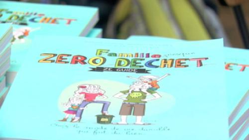 Famille Presque Zéro Déchet : succès pour la conférence de Jérémie Pichon