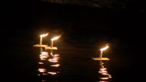 El noyate des candelles