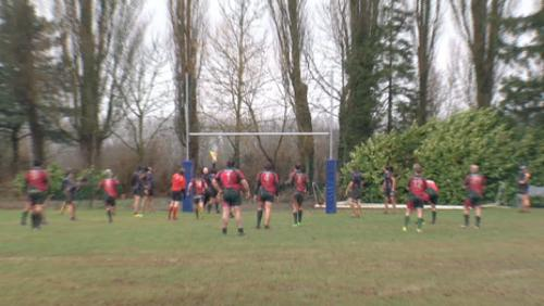 Saison de transition au Rugby Club Collines