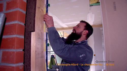 Christophe Allard  - le charpentier fou... des constructions en bois