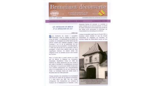 Les carnets de Brunehaut