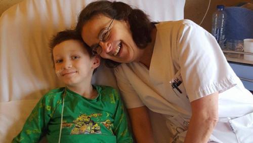 Gabriel, 7 ans, a vaincu le cancer après 18 mois de combat !