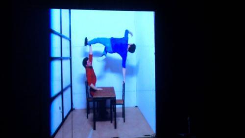 Le cirque : sans gravité
