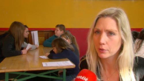 Les apprentis professeurs de langues sont de retour à Saint-Charles !