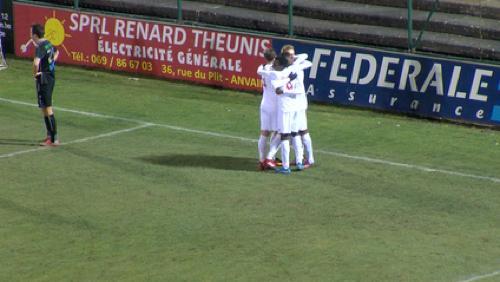 Le RFCT se reprend contre Tamines (2-1) : découvrez les buts