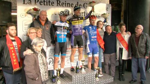 Cyclisme à Grandglise: GP Lucien Cambier