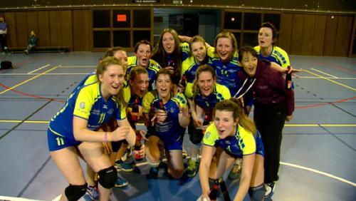 Les dames du Skill Tournai montent en N3