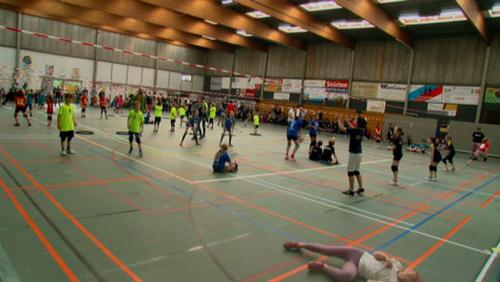 Volley Fun Cup au Skill
