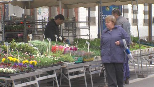 Dès la 1er avril, le marché de Beloeil aura lieu sur la laison paysagère