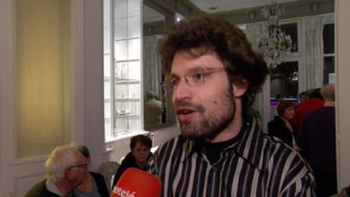 Hommage à un poète disparu, Michel Westrade