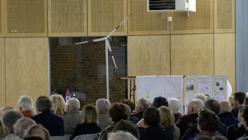 Projet éolien de Colruyt : une mobilisation toujours plus grande