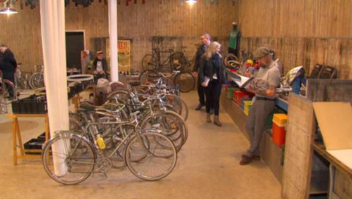Bourse aux vieux vélos