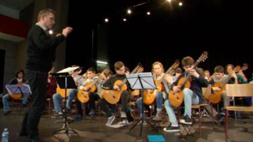 La guitare en fête à Tournai
