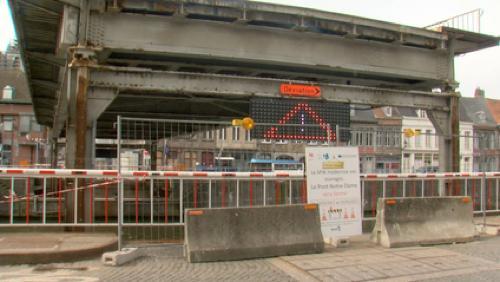 Fin des travaux du Pont Notre-Dame: c'est pour ce lundi !