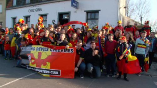Des nouveaux clubs de supporters des Diables Rouges dans la région !