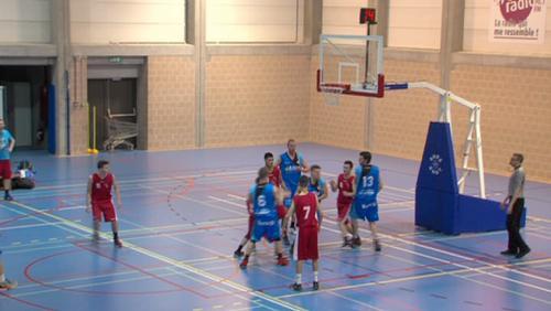 Lessines garde ses chances de maintien en P2 de basket