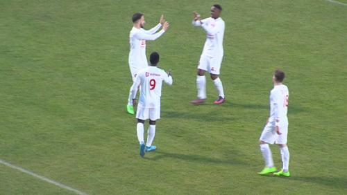 Tournai corrige Profondeville (5-0) : découvrez les buts