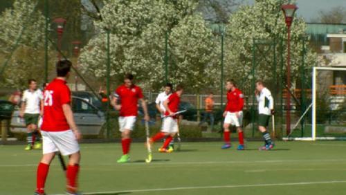 Hockey sur gazon: Tournai HC - La Rasante
